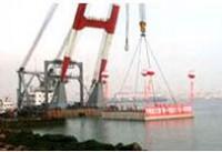 北海船厂青岛西湾码头